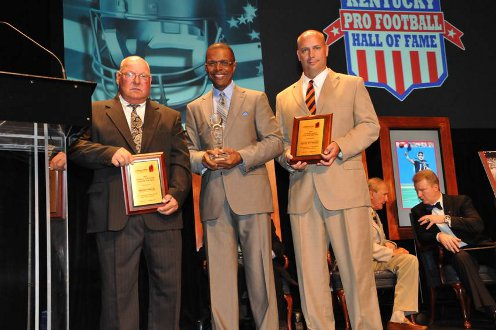 2011 BCSG Football Coaches of the Year Recipients